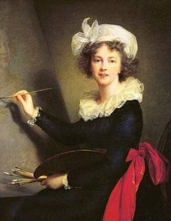 Autoportrait d'Elisabeth Vigée Le Brun