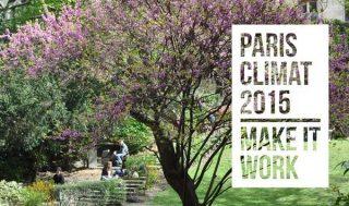 Site de Sciences Po en lien avec la COP21 sur le climat