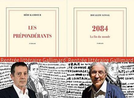 2084 et Les prépondérants - Couvertures