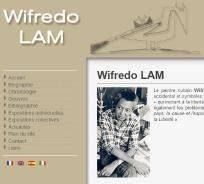 lien vers site sur Wifredo Lam