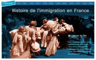 Vidéo Deux siècles d'histoire de l'immigration en France