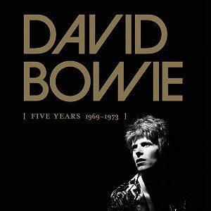 Five years : 1969-1973