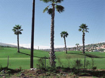 Le golf de Melilla