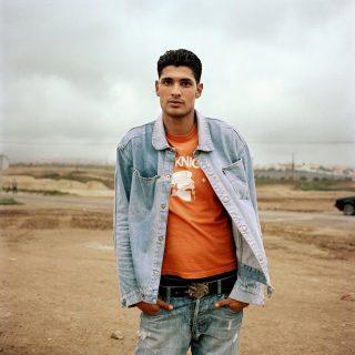 Portrait d'Ali à Melilla