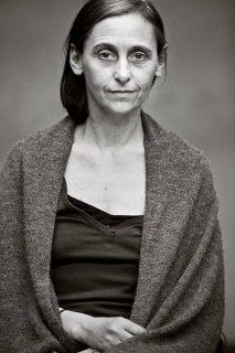 Portrair d'Anne Teresa de Keersmaeker