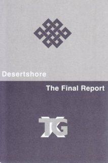 Pochette de l'album Desertshore / The Final Report