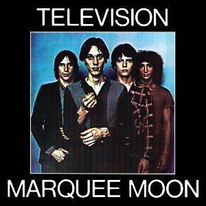 Pochette de l'album Marquee Moon