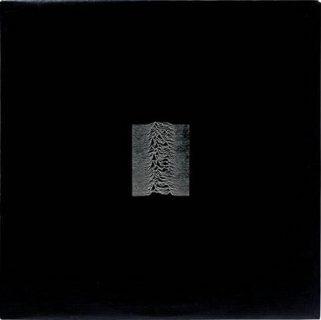 Pochette de l'album Unknown Pleasures