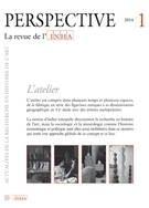 Couverture du périodique Perspective revue de l'INHA
