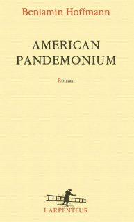 american pandemonium - couverture