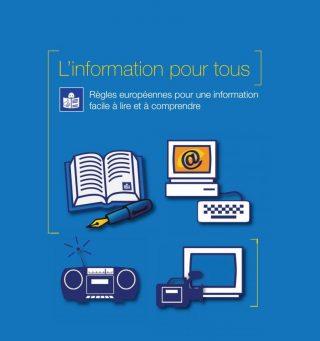 Recommandations européennes de rédaction pour être compréhensible par tous