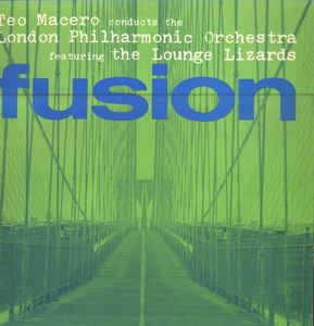 "Pochette de ""The Lounge Lizards, Fusion"""