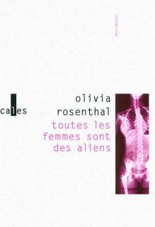 Toutes les femmes sont des aliens - couverture