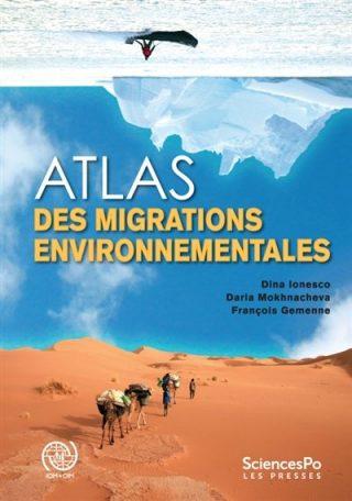 couverture Atlas des migrations environnementales