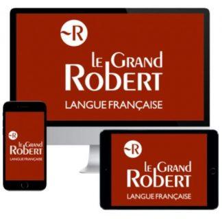 logo du Grand Robert