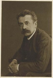 Photographie de René Lalique