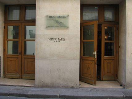 Beat Hotel, Paris