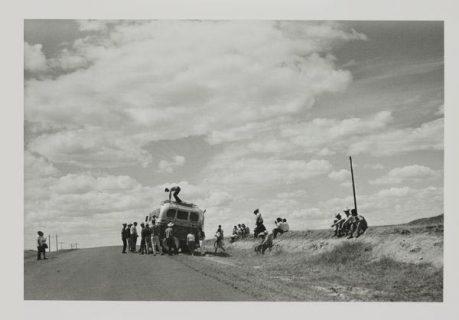 Le voyage mexicain photographié par Bernard Plossu