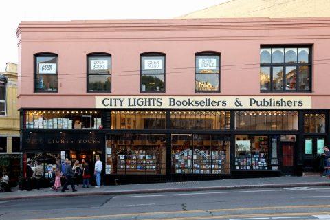 City Lights, San Francisco