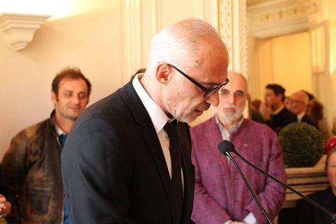 Eric Laurrent, prix Alexandre Vialatte 2016