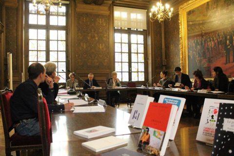 Délibérations du jury du prix Fénéon en 2015