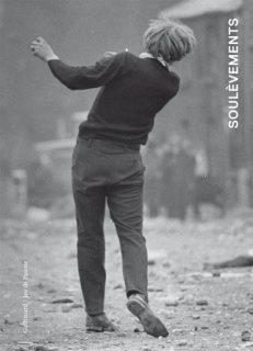 illustration de la couverture du catalogue de l'exposition Soulèvements