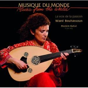 Waed Bouhassoun, Voix de la passion. Buda Musiques, tous droits réservés