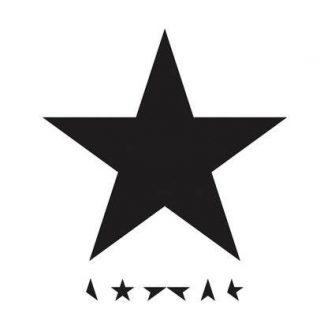 Pochette de david bowie blackstar