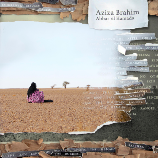 pochette du disque d'Aziza Brahim