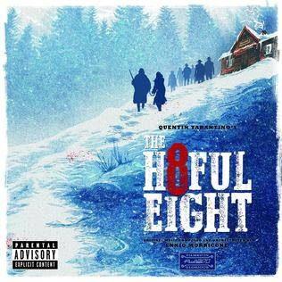 Pochette de Hateful Eight B.O.F.