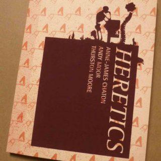 couverture du livre cd heretics