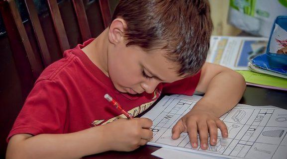 photographie d'un élève