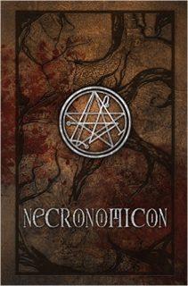 couverture du Necronomicon (éditions Bragelonne)