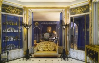 L'appartement privé de Jeanne Lanvin par Armand-Albert Rateau, 1924-1925
