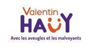 logo de l'association Valentin haüy