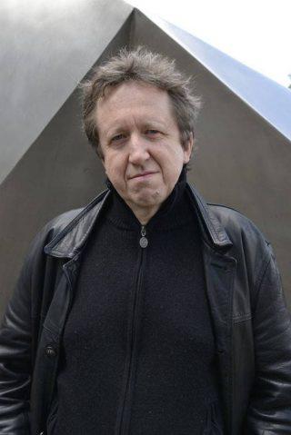 Ian Monk portrait