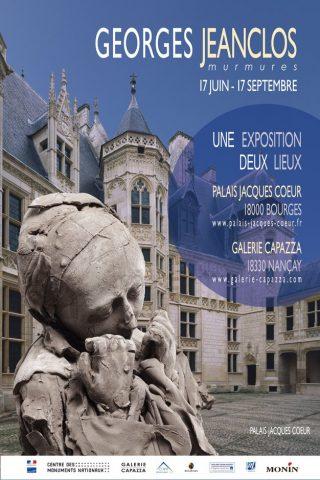 site de l exposition Georges Jeanclos à Bourges