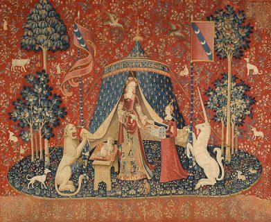Tapisserie de La Dame à la licorne