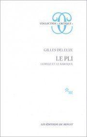 Le pli : Leibniz et le baroque