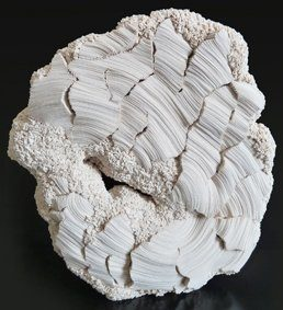 Simone Pheulpin sculptrice textile - association ET Alors pour l'art contemporain