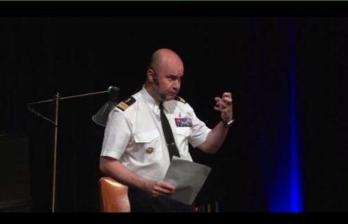 Intervention du Colonel Olivier