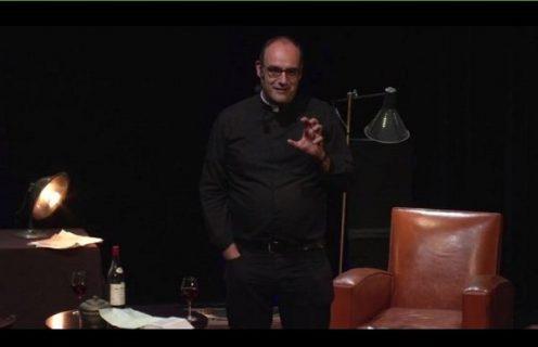 Intervention du Père Stéphane Palaz