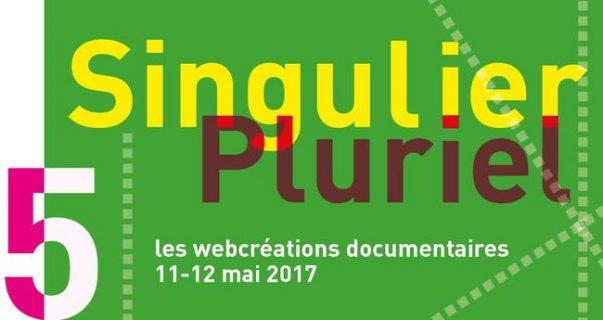Logo de la manifestation Singulier Pluriel