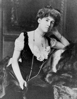 Portrait d'Edith Wharton