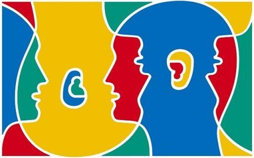 Visuel de la Journée européenne des langues