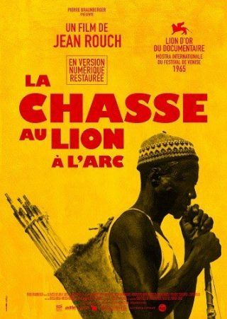 La Chasse au lion à l'arc