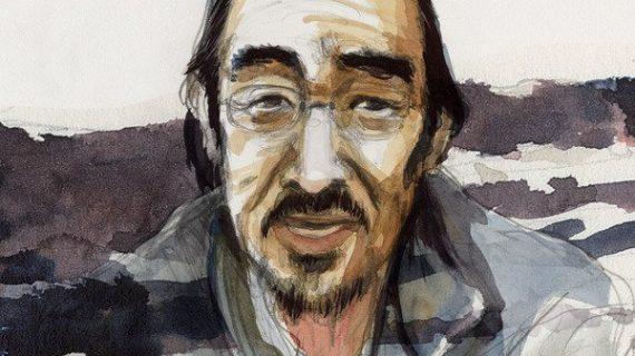 Portrait à l'aquarelle de Hanko