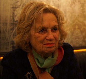 portrait de l'interviewée
