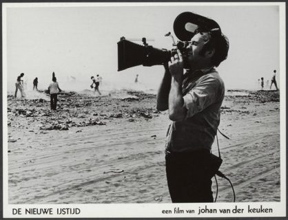 Johan van der Keuken, l'oeil à la caméra