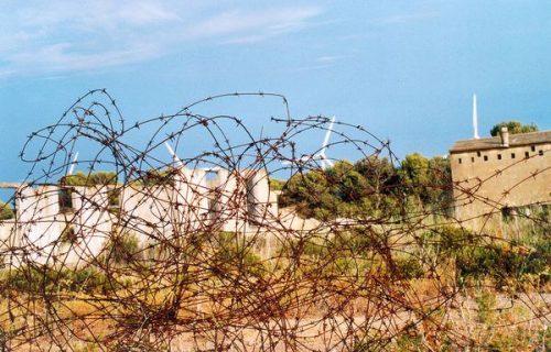 Vue du Camp Joffre à Riversaltes